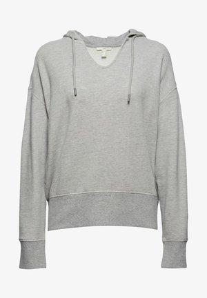 RELAXED - Hoodie - medium grey
