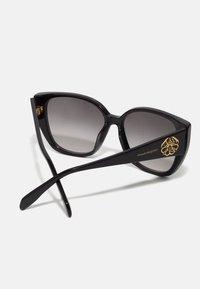 Alexander McQueen - Sunglasses - black/black/grey - 1