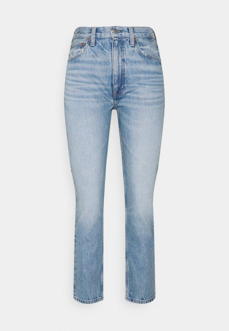 Ética - FINN - Straight leg jeans - feather river