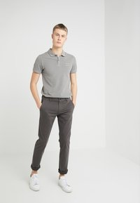 BOSS - SCHINO - Chinos - charcoal - 1