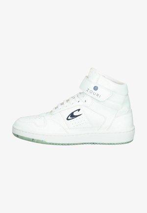 Baskets montantes - bright white 1fg
