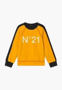 N°21 - Mikina - intense yellow - 0