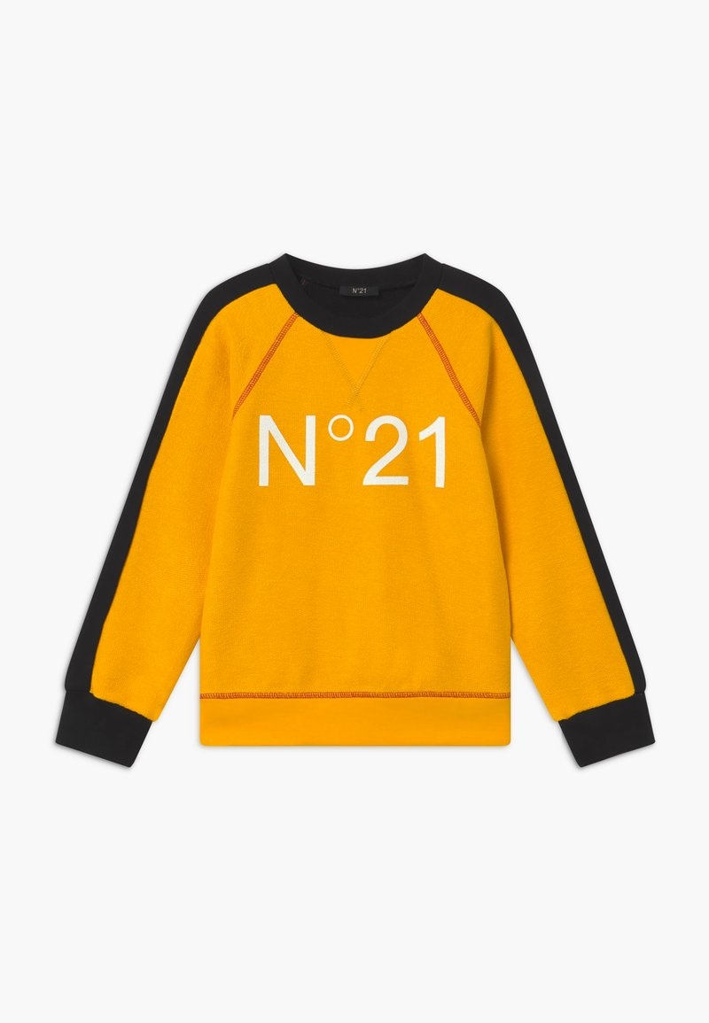 N°21 - Mikina - intense yellow