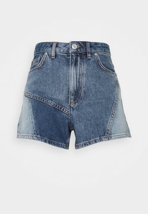 IRIS - Denim shorts - bleu