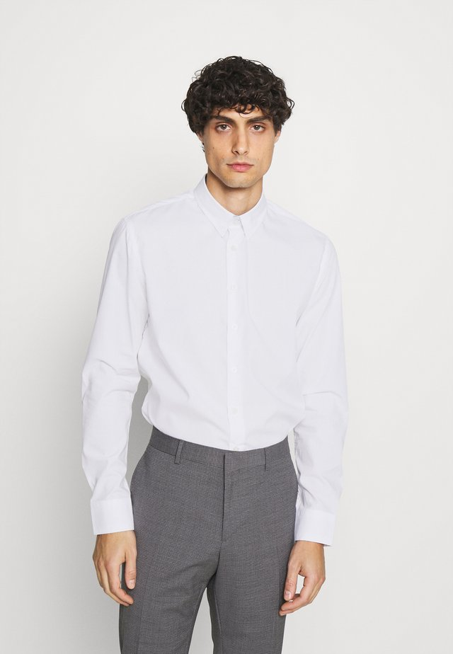 JOHAN EASY CARE  - Camisa elegante - white
