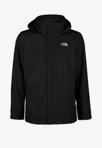 The North Face - EVOLUTION II TRICLIMATE 2-IN-1 - Hardshellová bunda - black - 7