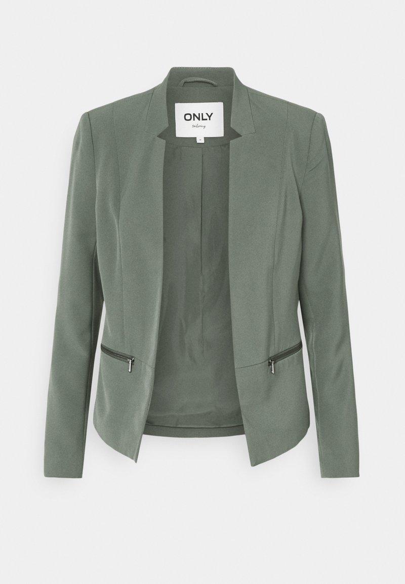 ONLY - ONLGRY ZIP - Blazer - balsam green