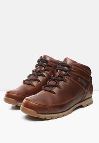Timberland - EURO SPRINT HIKER - Lace-up ankle boots - saddle brown - 2