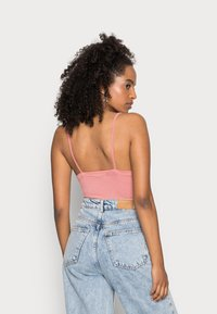 Missguided - CAMI BODYSUIT 3 PACK - Top - pink/black/white - 2