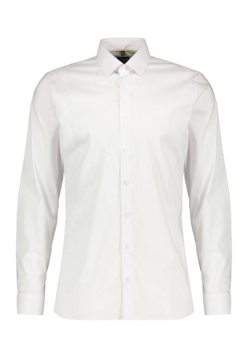 OLYMP No. Six - OLYMP NO. SIX HERREN HEMD SUPER SLIM FIT LANGARM - Formal shirt - weiss (10)