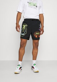 Obey Clothing - EASY DOES IT - Shorts - black - 0