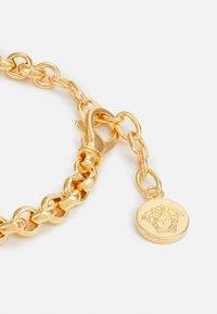 Versace - BRACELET PENDANT - Bracelet - bianco/oro - 1