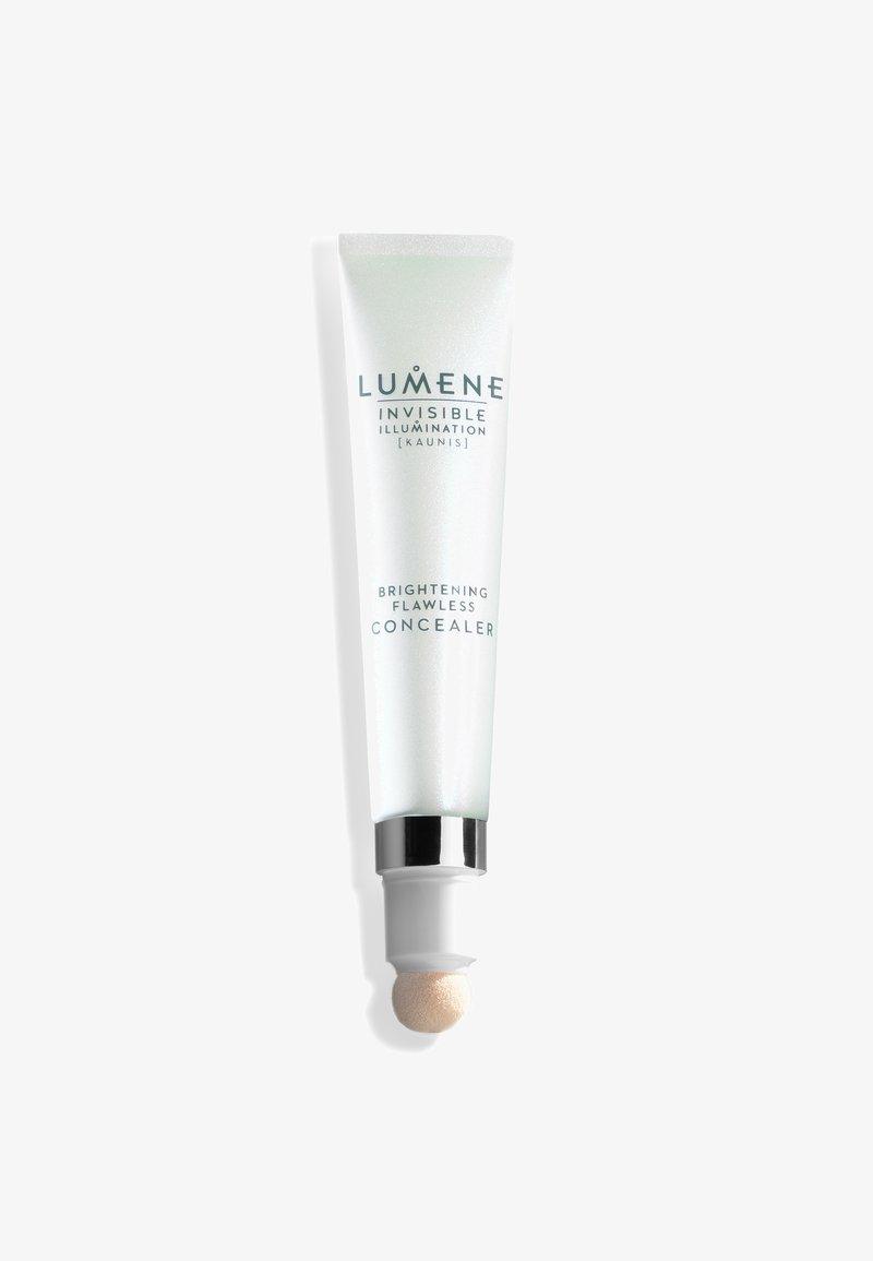 Lumene - BRIGHTENING FLAWLESS CONCEALER - Concealer - universal dark