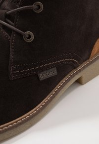Barbour - NELSON - Casual lace-ups - choco - 5