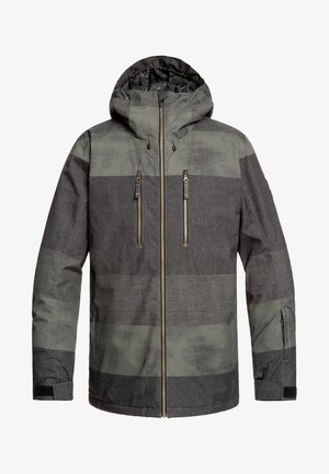 Snowboard jacket - grapeleaf septine