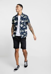 Jack & Jones - JJEJACK SLIM FIT - Skjorta - total eclipse - 1