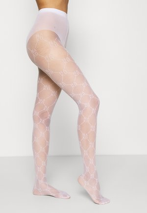 x NA-KD TIGHT - Tights - white