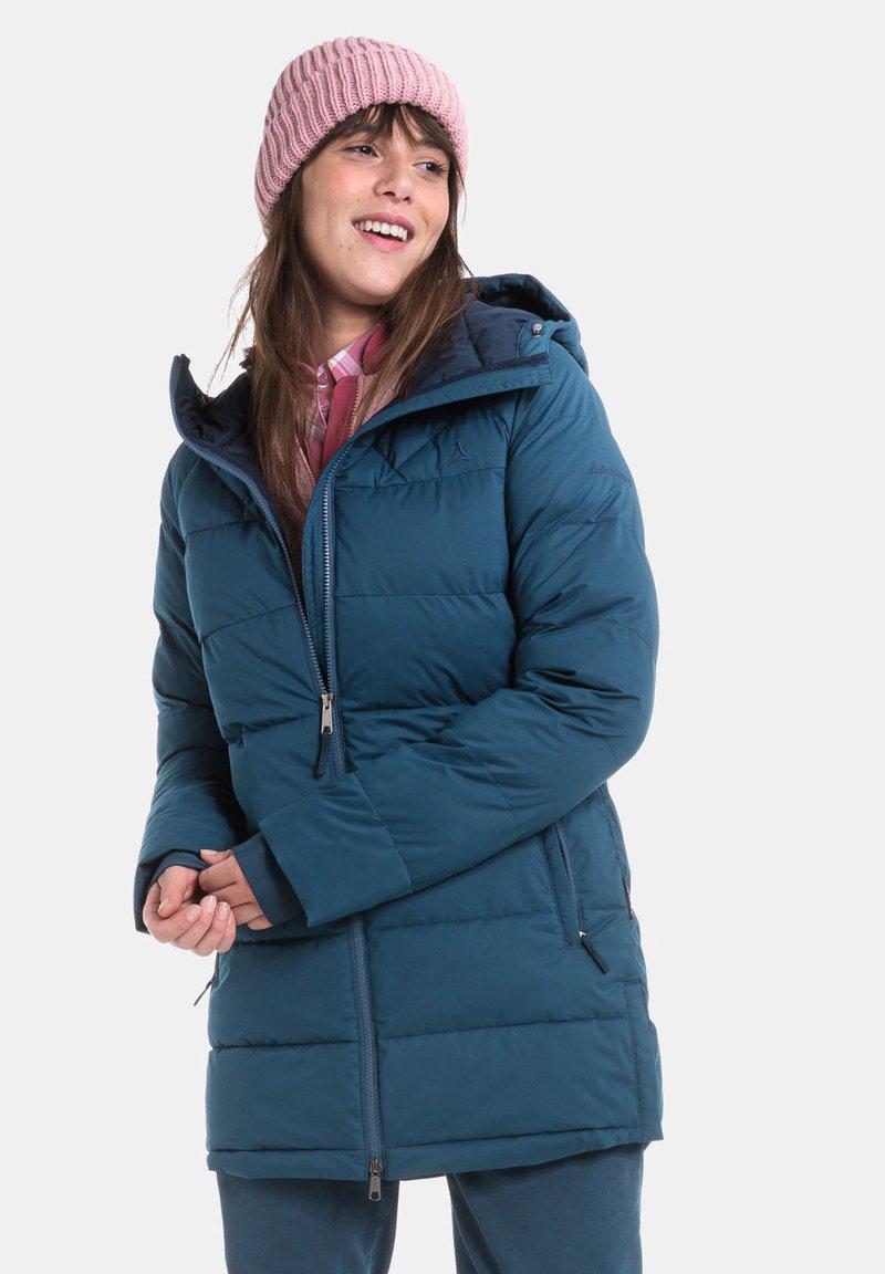 Schöffel - Winter coat - 8859 - blau