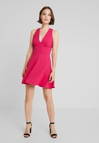 Club L London - Cocktail dress / Party dress - hot pink - 1