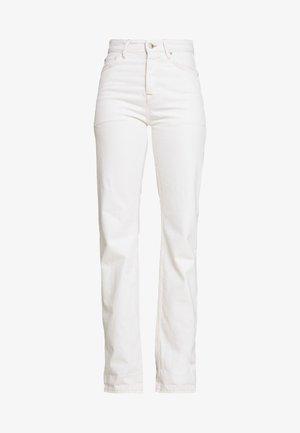 DUA LIPA x PEPE JEANS - Jeans Straight Leg - ecru