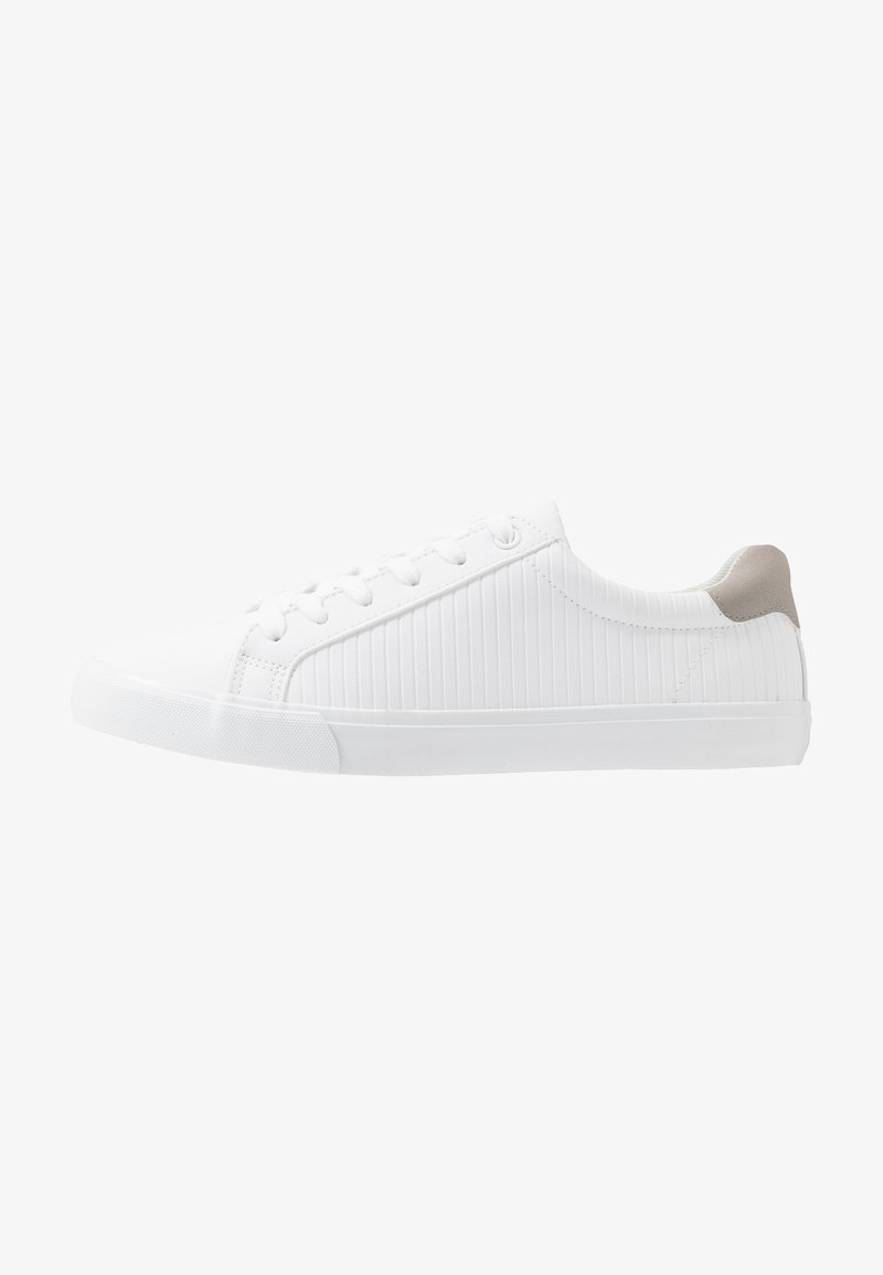 Pier One - Trainers - white/grey
