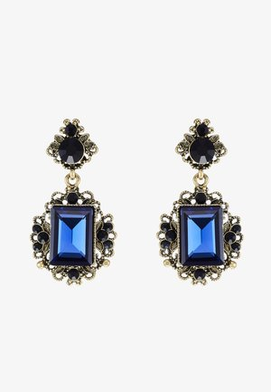 Earrings - antikgold-coloured/montana