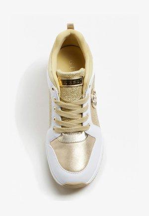 RUNNER JARYD 4G LOGO - Sneakers basse - oro
