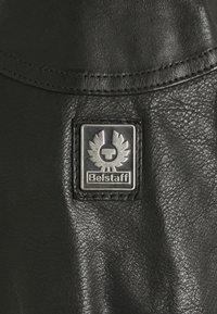 Belstaff - Leather jacket - black - 2