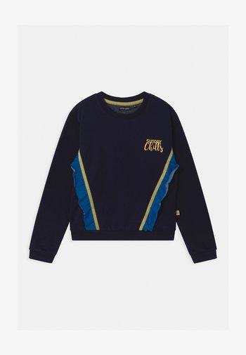 GIRLS  - Sweatshirt - navy blazer