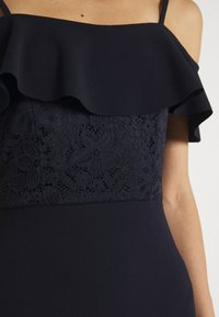 WAL G. - EMAAN MIDI DRESS - Cocktail dress / Party dress - navy blue - 5