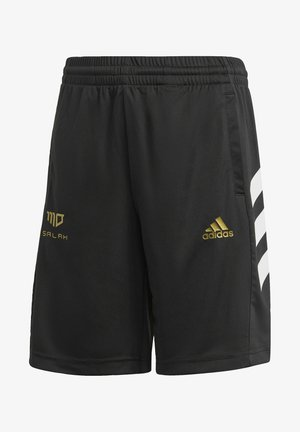 SALAH FOOTBALL-INSPIRED SHORTS - Sports shorts - black
