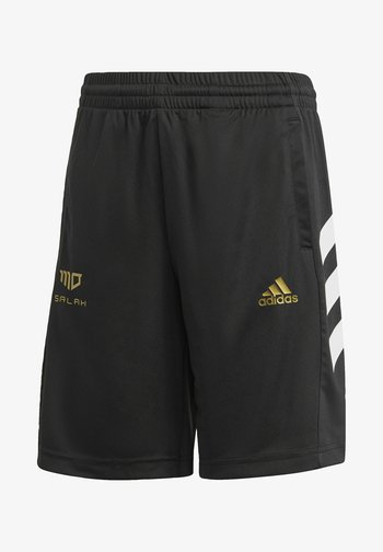SALAH FOOTBALL-INSPIRED SHORTS - Sports shorts - black