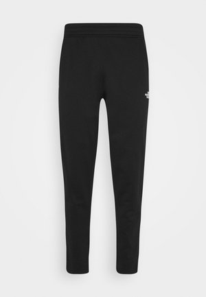 MENS SURGENT CUFFED PANT - Tracksuit bottoms - black
