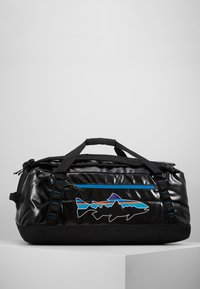 Patagonia - BLACK HOLE DUFFEL 55L UNISEX - Sports bag - black - 0