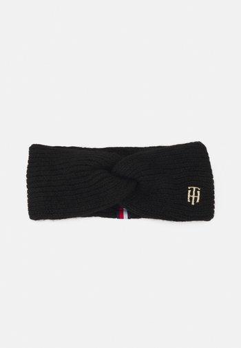 EFFORTLESS HEADBAND - Ear warmers - black
