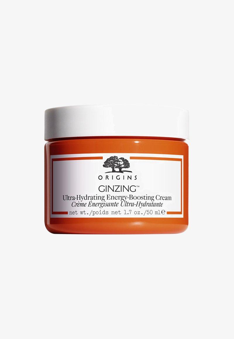 Origins - GINZING ULTRA-HYDRATING ENERGY-BOOSTING CREAM  - Face cream - -