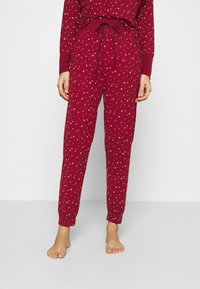 GAP - JOGGER - Pyjama bottoms - red delicious - 0