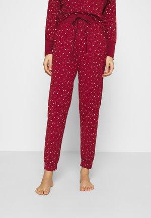 JOGGER - Pyjamabroek - red delicious