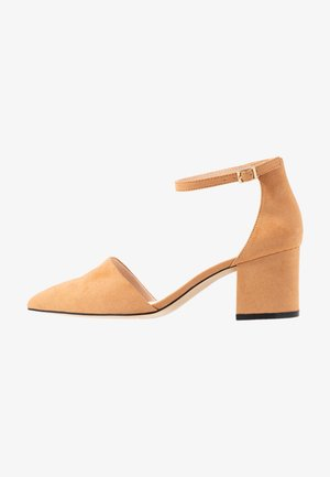 BIADIVIVED - Tacones - light brown
