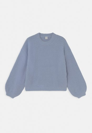 Jumper - light dusty blue