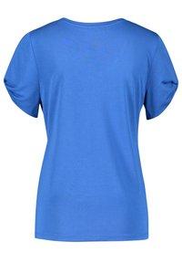 Taifun - Basic T-shirt - blue lagoon - 3