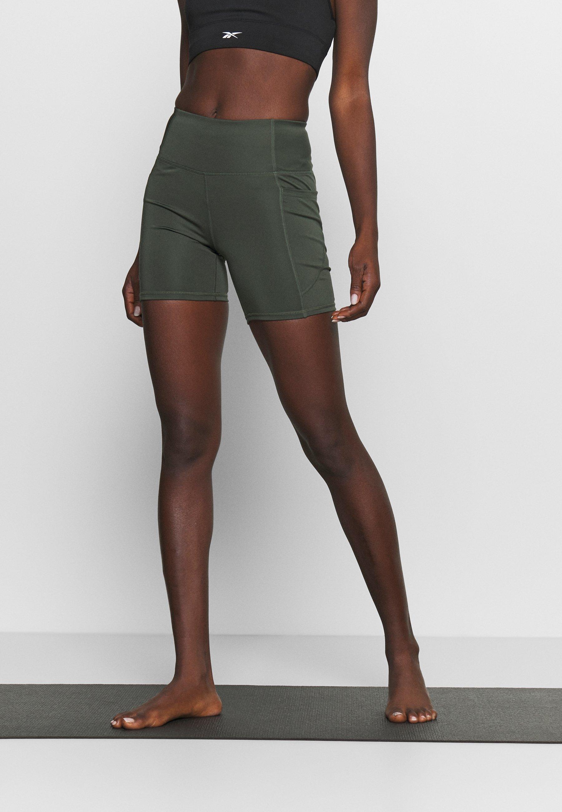 Femme LOVE YOU A LATTE BIKE SHORT - Collants