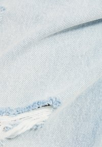 Bershka - MIT RISSEN - Jeans Straight Leg - blue - 5
