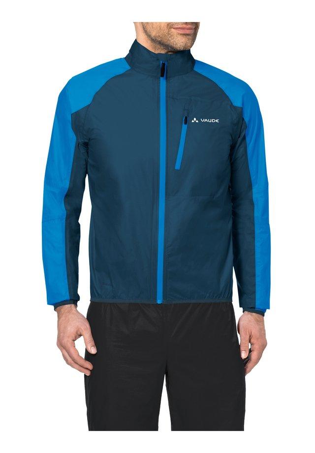 DROP - Waterproof jacket - baltic uni