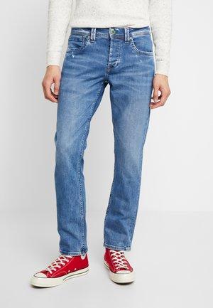 CASH - Jeans straight leg - blue denim