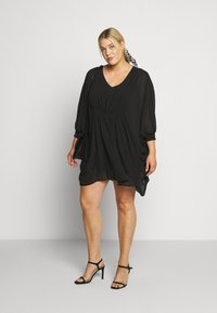 Zizzi - MCYNA - Blouse - black - 1