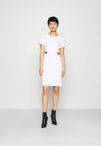 ABITO - Jumper dress - bianco