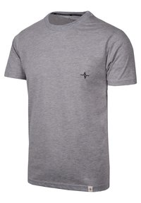 Spitzbub - HUBERT - Basic T-shirt - grey - 2