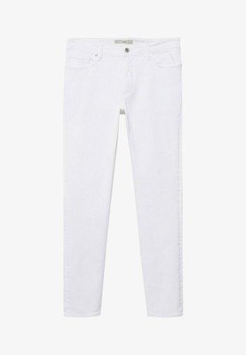 JAN - Slim fit jeans - blanco