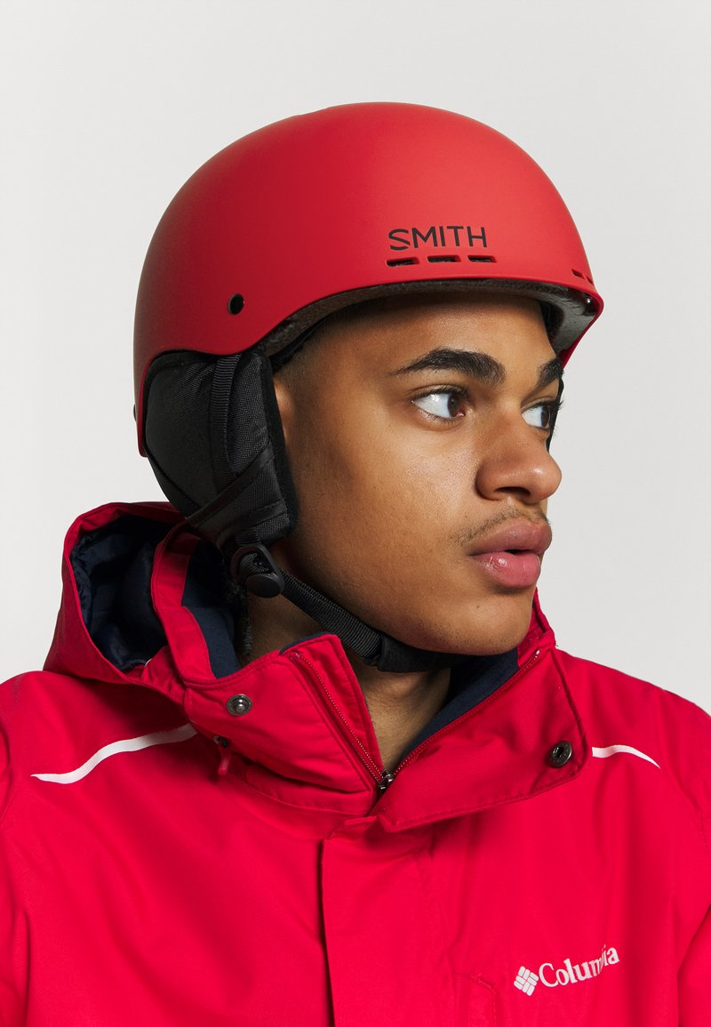 Smith Optics - HOLT UNISEX - Helmet - matte lava
